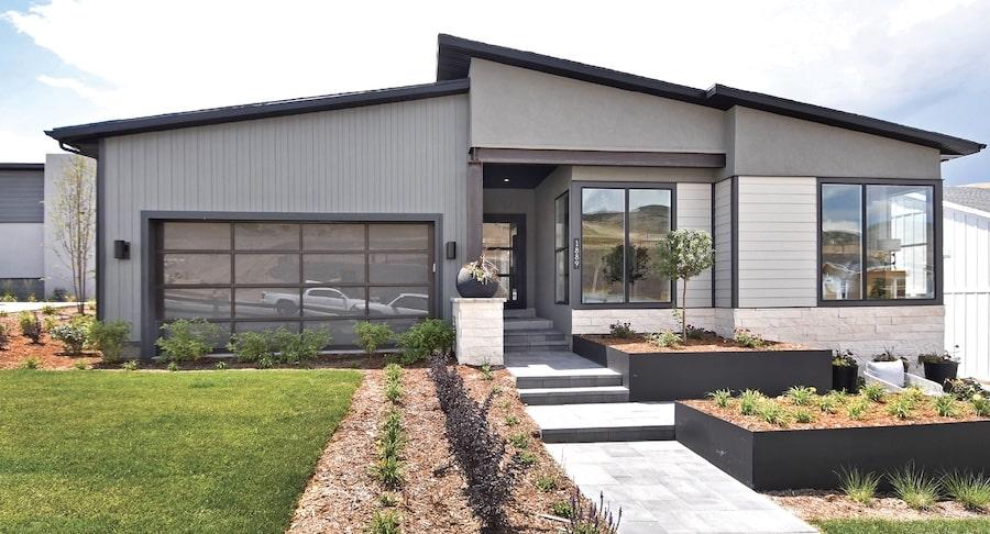 Cascade Collection home design