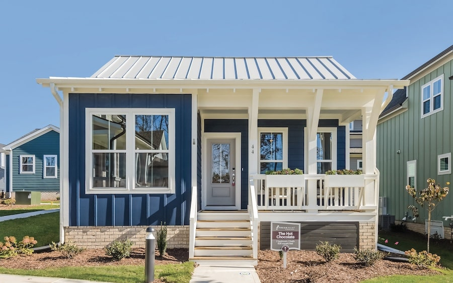 Chatham Park Cottages home design