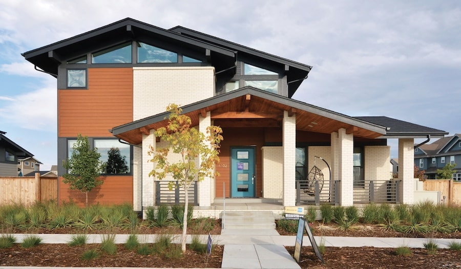 Panacea at Stapleton home design