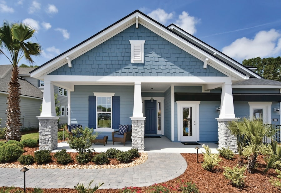 Home design at The Colony at Twenty Mile